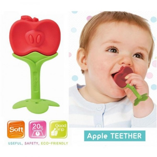 Ange Fruit Teether Apple