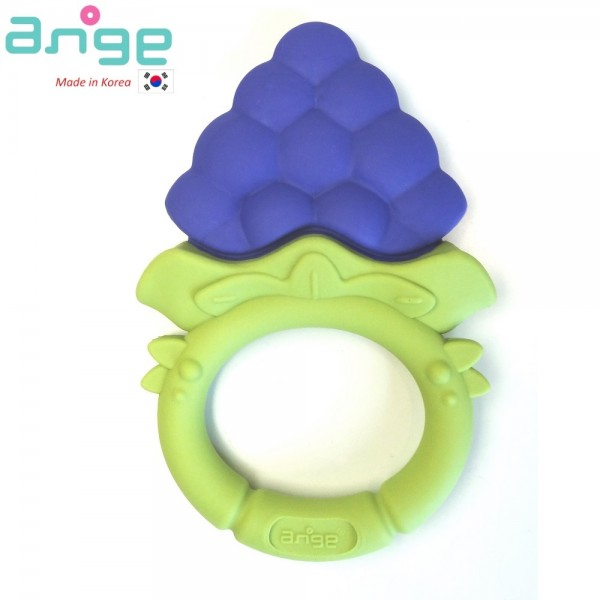Ange Grape Teether Ring  (No include Clip)