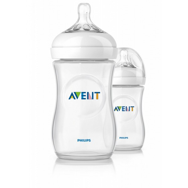 Philips Avent Natural Twin 260ml/9oz