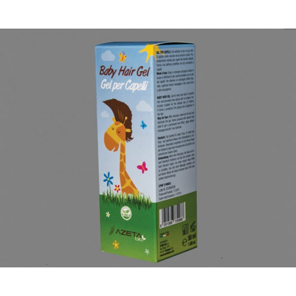 AzetaBio Baby Hair Gel 50 ml