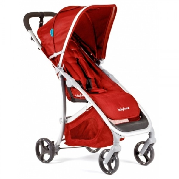 Babyhome Emotion Included Carseat Egg Rouge