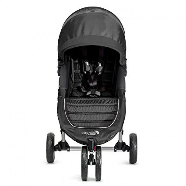 Baby Jogger City Mini Single Black Grey