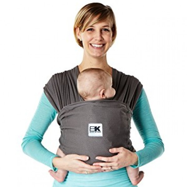 BABY K'TAN BREEZE Carrier Charcoal Size XS
