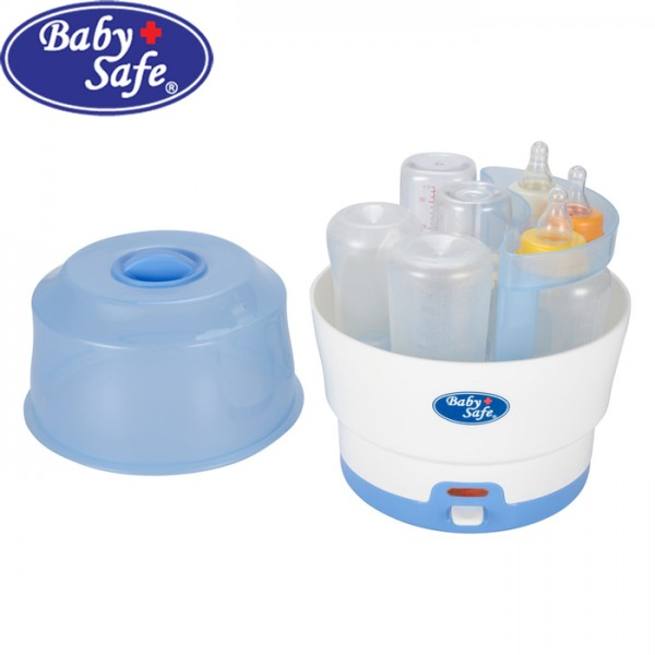 Baby Safe Bottle  Express Steam Sterilizer LB317