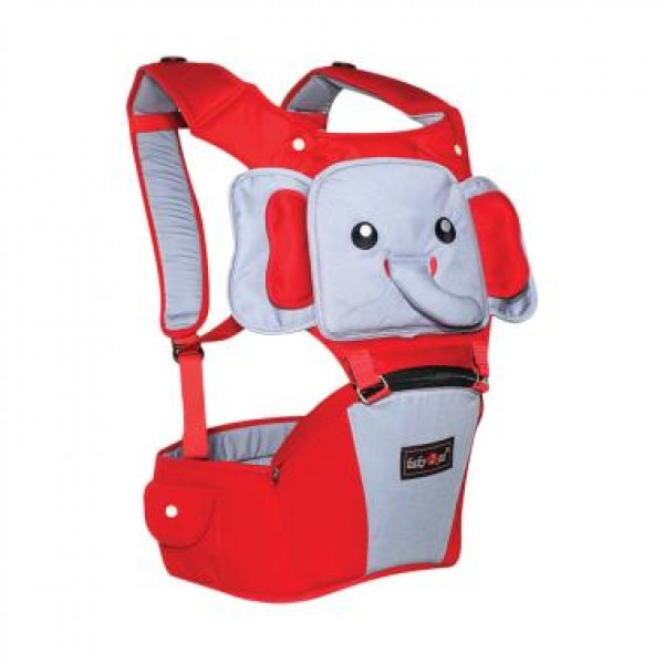 Baby Scots B2G1101 Animal Series Elephant Hipseat Baby Carrier
