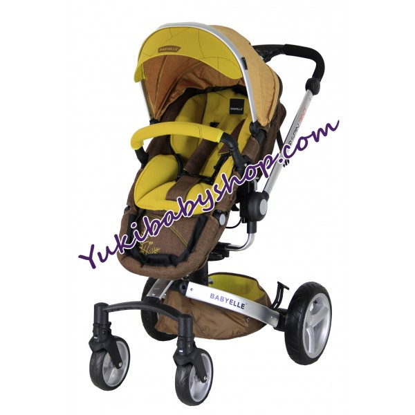 Babyelle 360 Spin Yellow