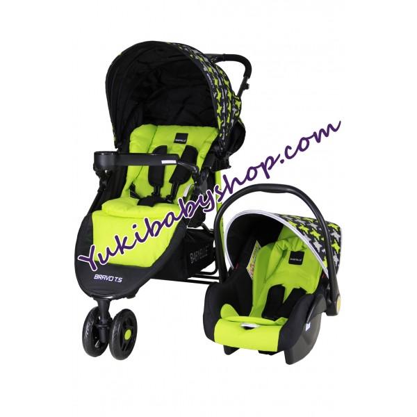 Babyelle 503 Travel System Green