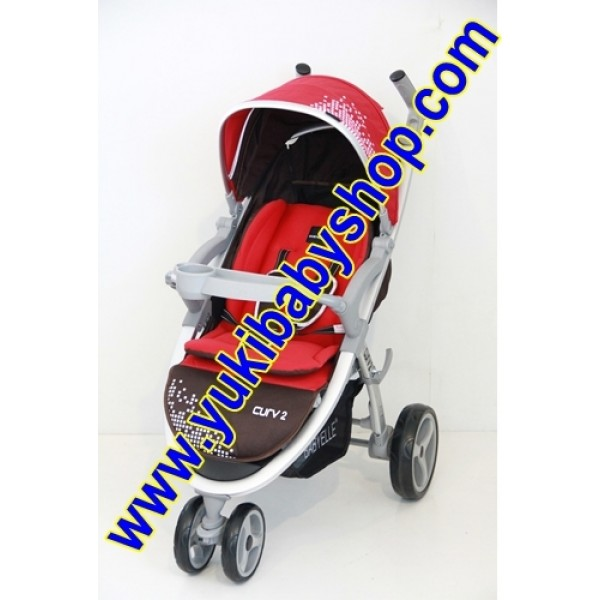 Baby Elle S700 Curv Red