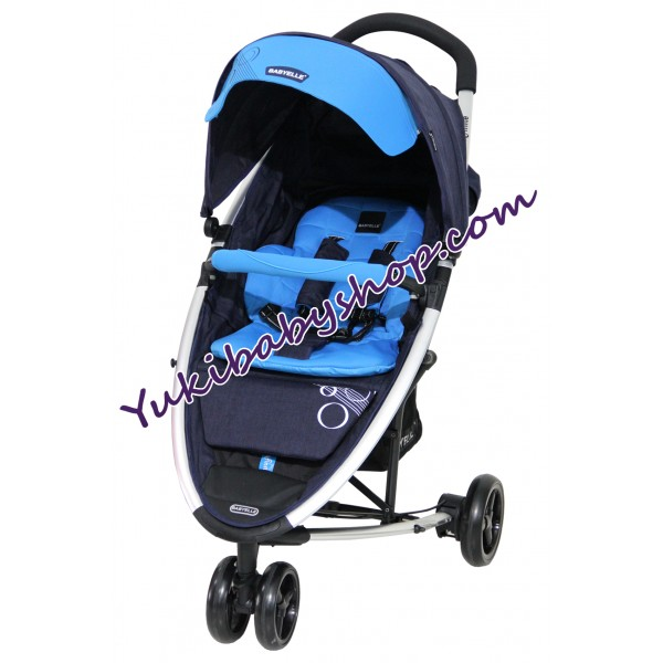 Baby Elle Infinite S-800 Blue