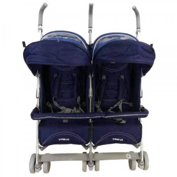 Baby Elle Trevi Twin S2500 Navy