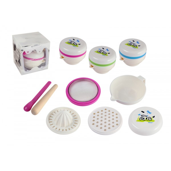 Basilic Baby Food Cooking Tools