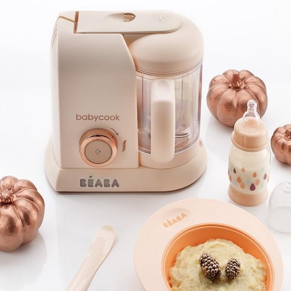 Beaba - Babycook® MACARON Collection Rose Gold