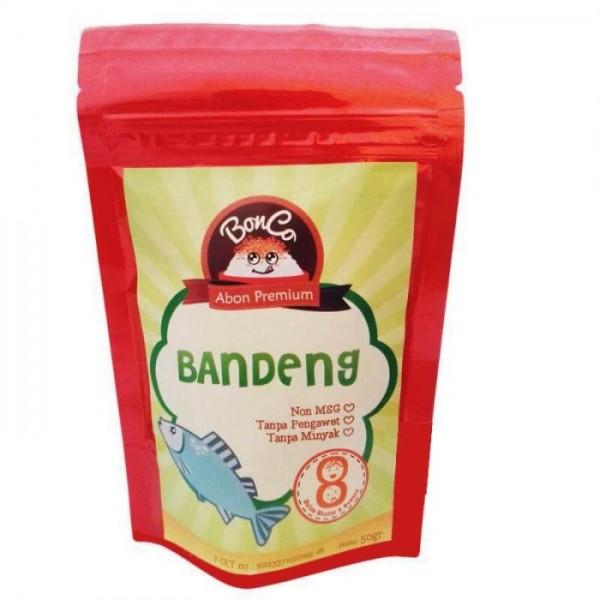 Bonco Abon Premium Bandeng 50 gr