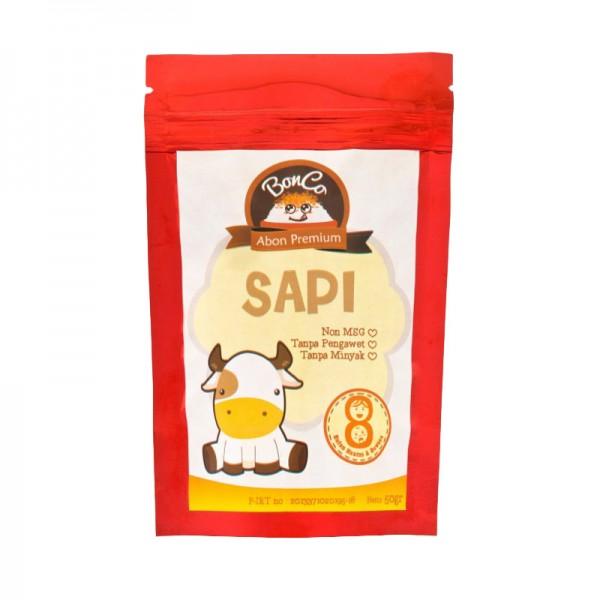 Bonco Abon Premium Sapi 50 gr