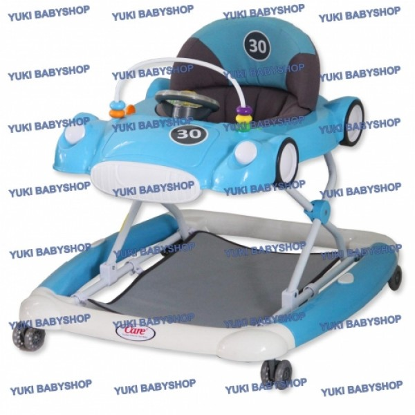 Care CW1032 Sport Car Melody 2 In One Blue