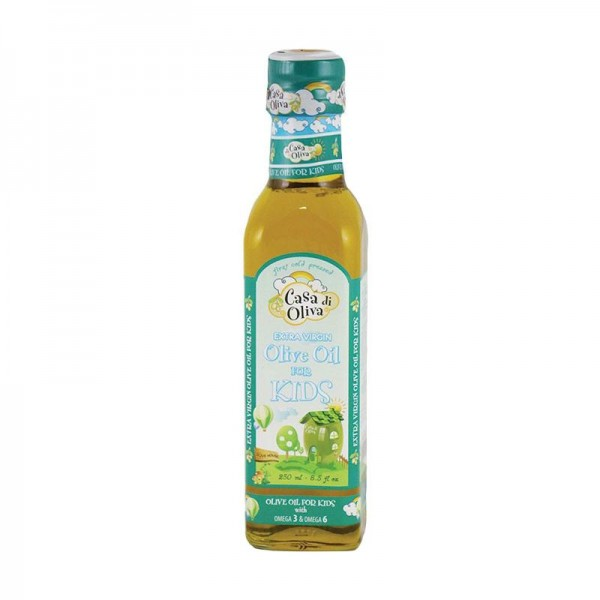Casa Di Oliva Extra Virgin Olive Oil For Kids 250ml