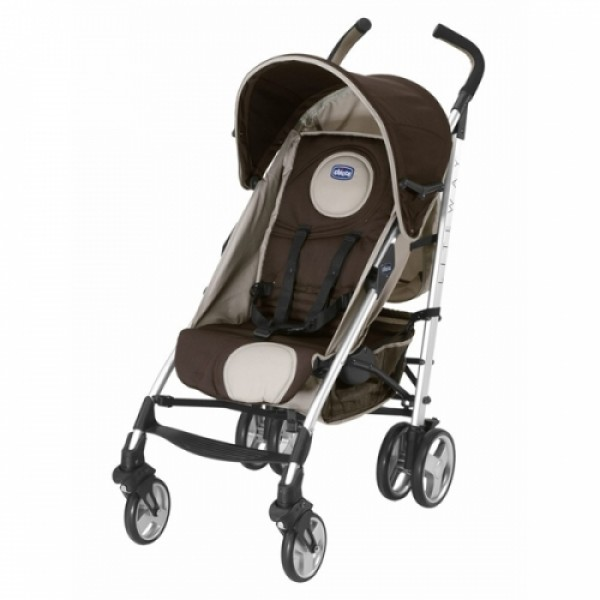 Chicco Liteway Brown