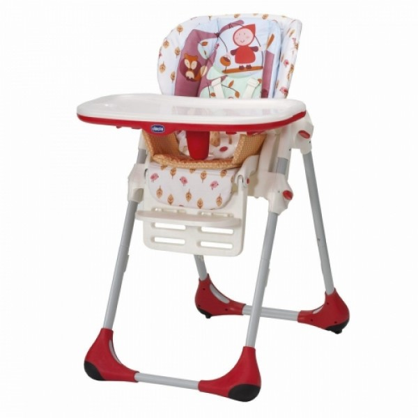 Chicco Polly 2 in 1 Wood Friends