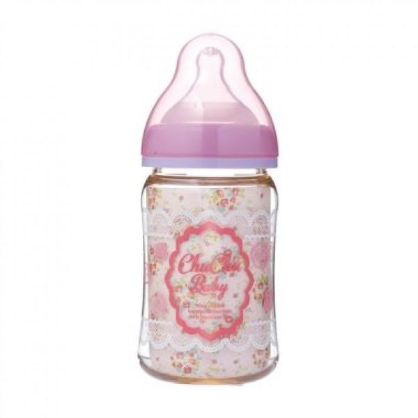 Chuchu Mamacawa Girls Baby Pink Botol Susu 160 ml
