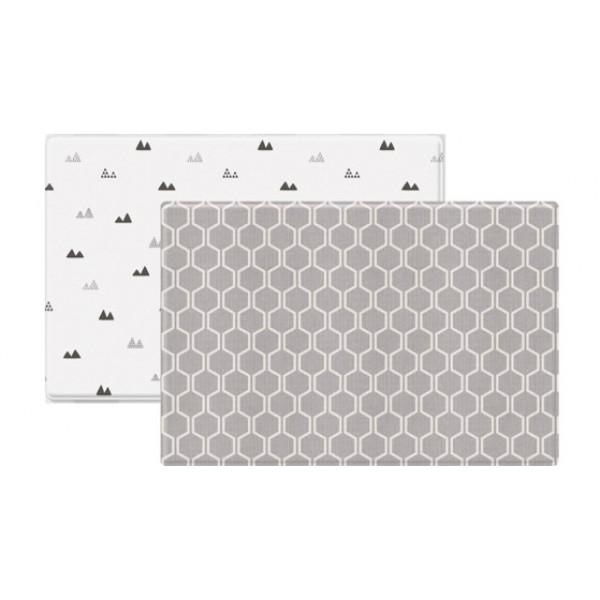 Coby Haus Soft Playmat Size M Mono Mont Blanc
