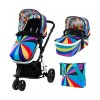 Cosatto Giggle 2 Travel System Go Brightly