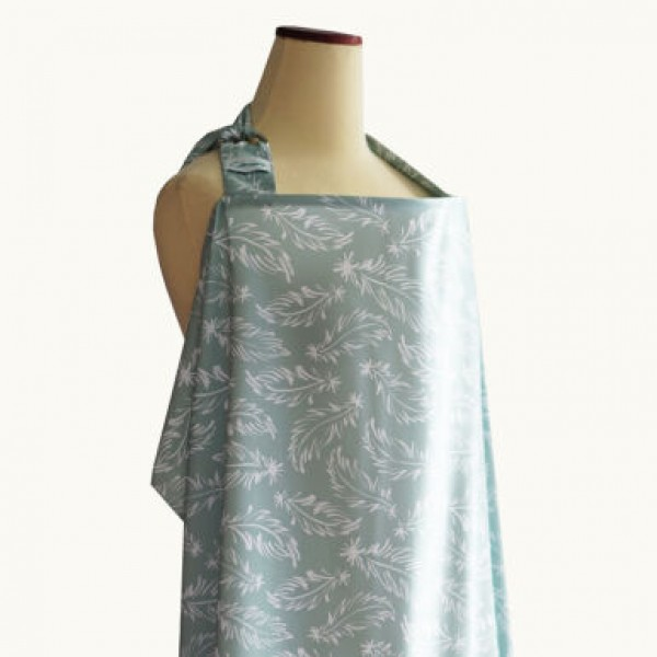 COTTONSEEDS Nursing Cover - Feathers