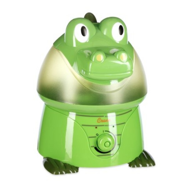 Crane Adorable Ultrasonic Gator Cool Mist Humidifier