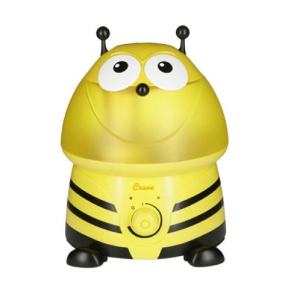 Crane USA Adorables Buzz The BumbleBee Air Humidifier