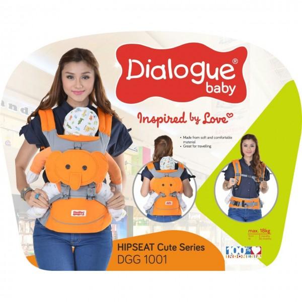 Dialogue Baby Gandongan Hipseat Cute Series (DGG1001)
