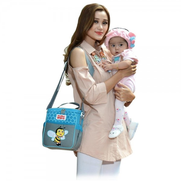 Dialogue Baby Tas Kecil Simple Embro Bee Series