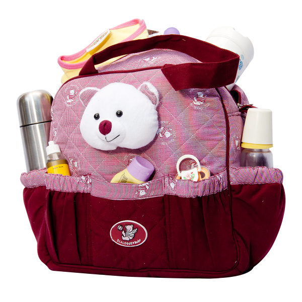 Dialogue Tas Bayi Medium SBT + Boneka
