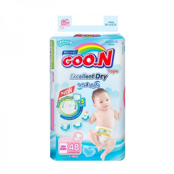 GOON Slim Popok Tape NB - 48