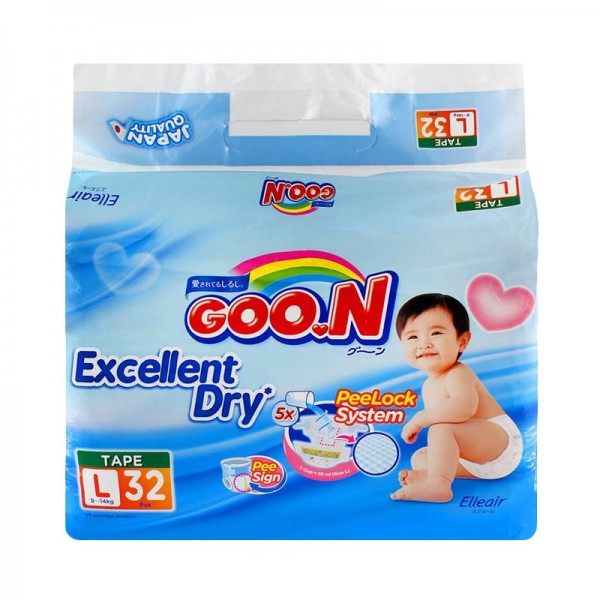 Goon Excellent Dry Tape L 32