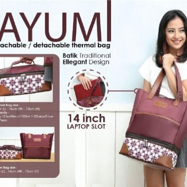 Gabag Cooler Bag Ayumi