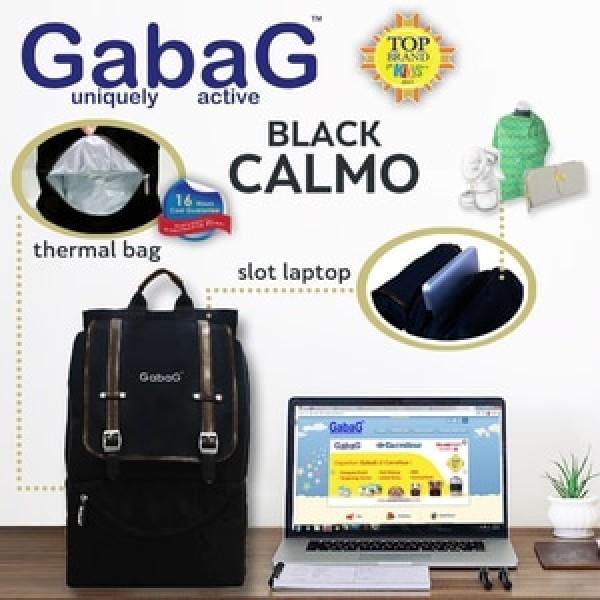 Gabag New Calmo Black