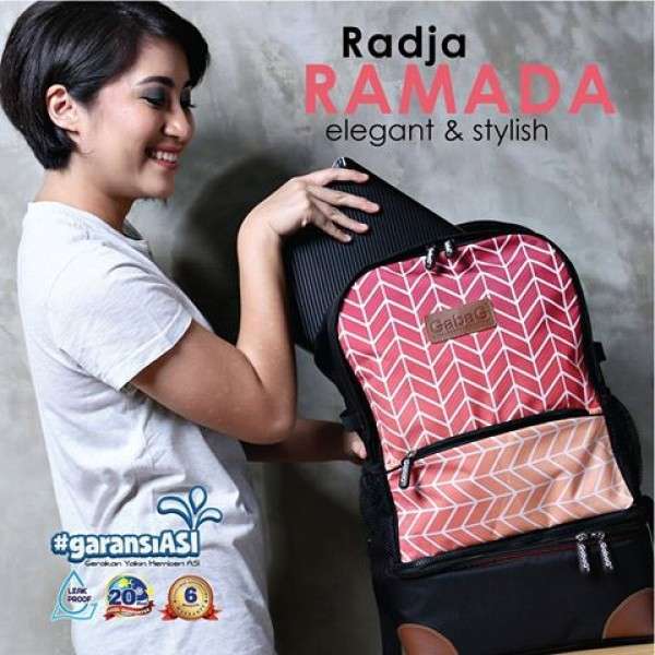 Gabag Cooler Bag Radja Ramada