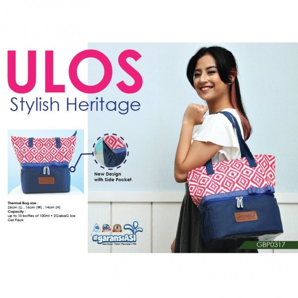 Gabag Cooler Bag - Ulos