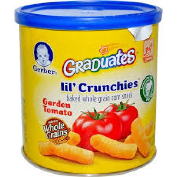 Gerber Graduates Lil Crunchies Garden Tomato