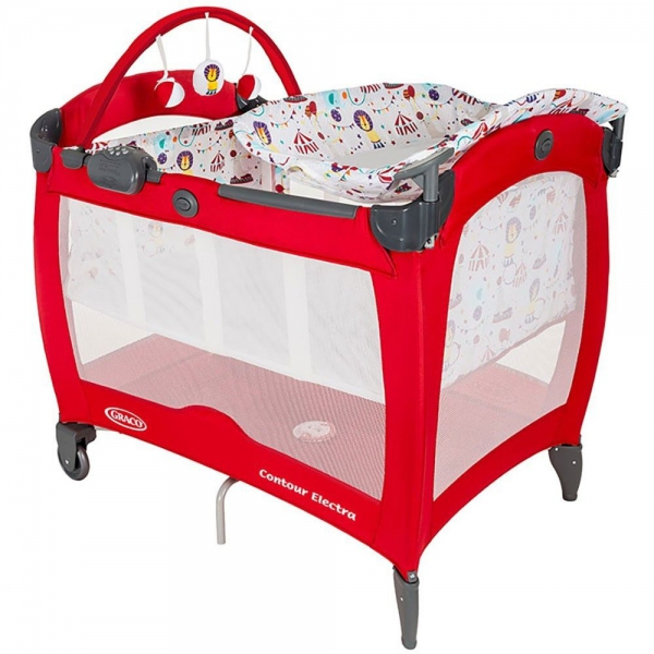 Graco Pack 'n Play Contour Electra - Circus