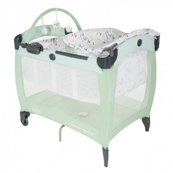 Graco Pack n Play Contour Electra - Aztec
