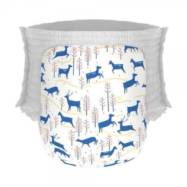 Happy Diapers Pant L 26 Popok Bayi - I Deer You