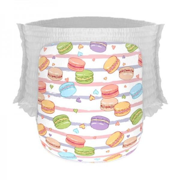 Happy Diapers Pant L 26 Popok Bayi - Macaroons