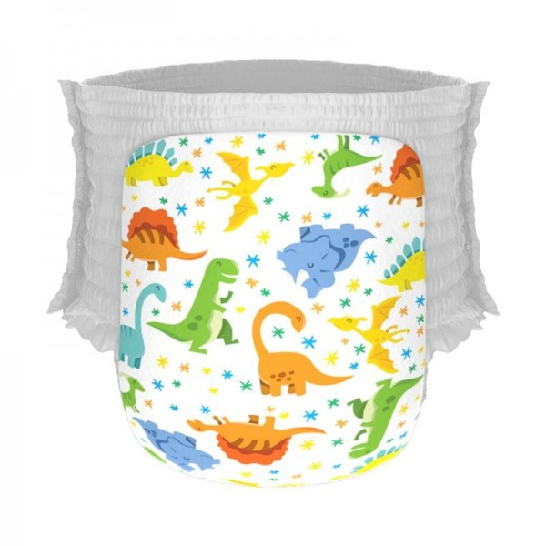 Happy Diapers Pant XL 22 Popok Bayi - The Good Dinosaurs