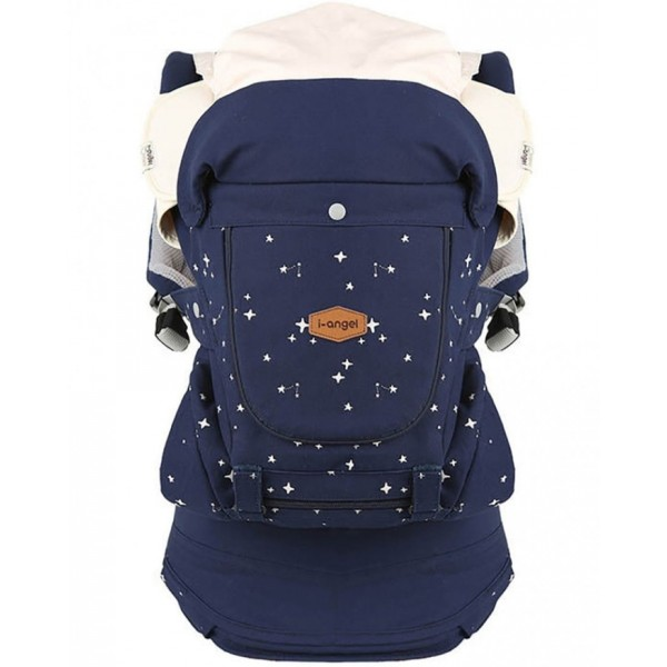 I - Angel Miracle Hipseat Star Navy