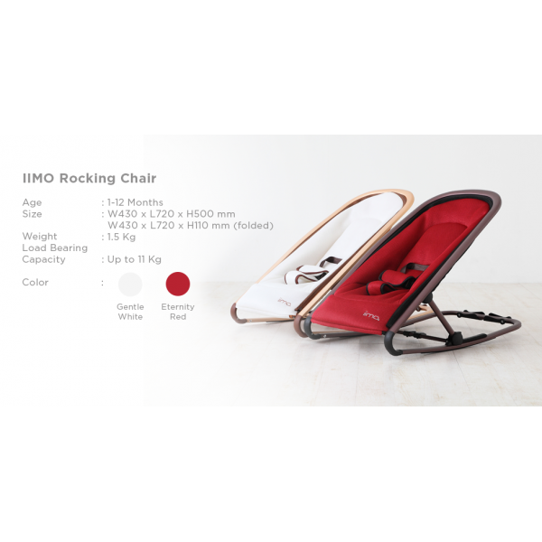 IIMO Rocking Chair Eternity