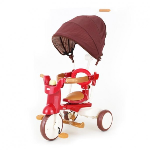 Iimo Tricycle 02 SS - Eternity Red
