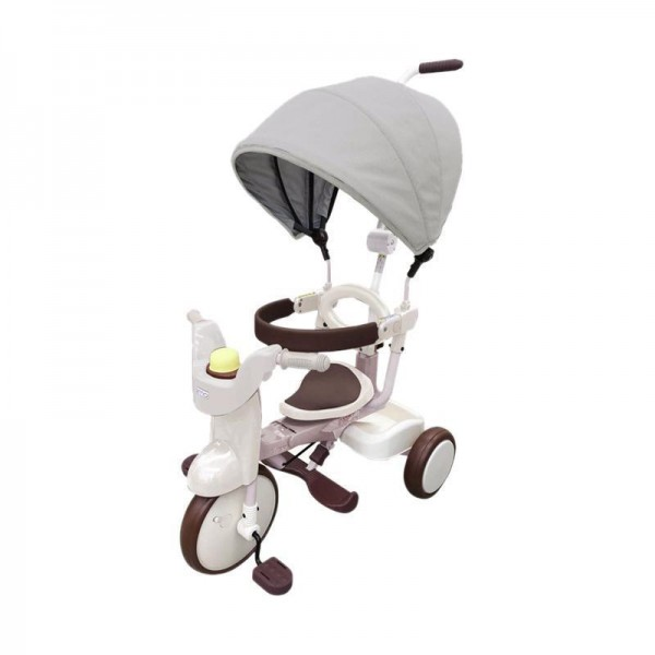 Iimo Tricycle 02 SS - Gentle White