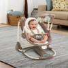 Ingenuity ConvertMe Swing-2-Seat™ Portable Swing - Sahara Burst™
