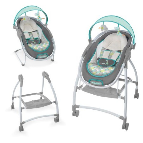 Ingenuity Inreach Mobile Lounger And Bouncer Quincy