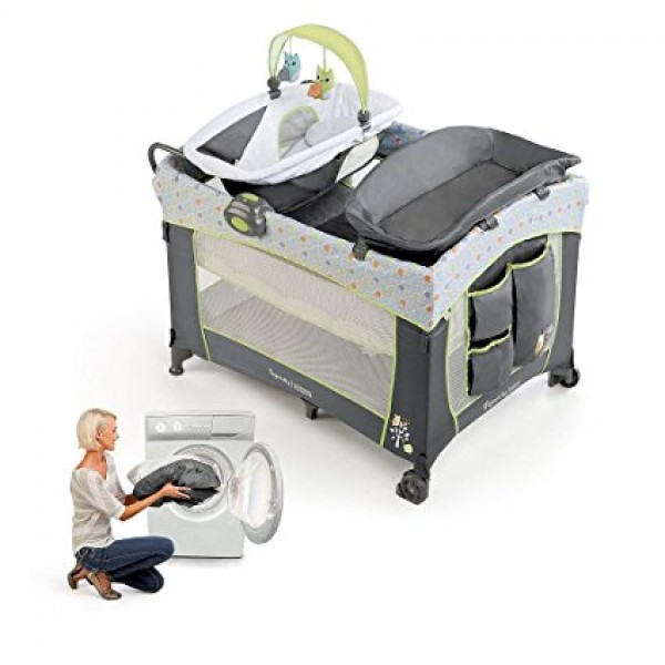 Ingenuity Washable Playard Deluxe with Dream Centre™ –Marlo™